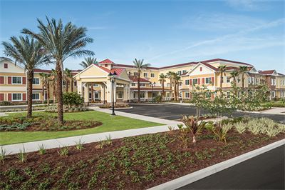 Buffalo Crossings Assisted Living Facility