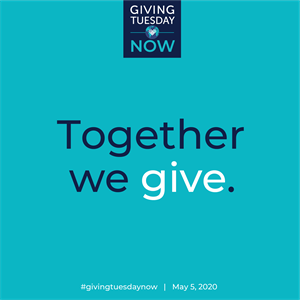 Giving Tuesday: May 5, 2020