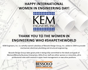 Happy International Women In Engineering Day!