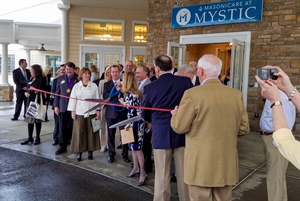 Masonicare opens new facility